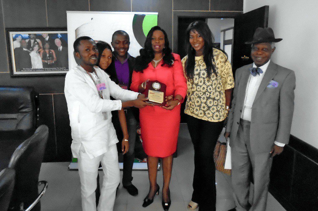 Brittania-U Chairman/CEO Recognised And Honoured By Students From Her Home State